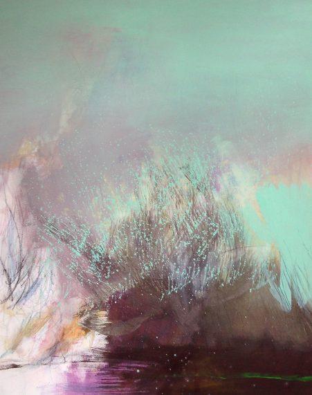 Acryl auf Leinwand · 80 cm x 100 cm