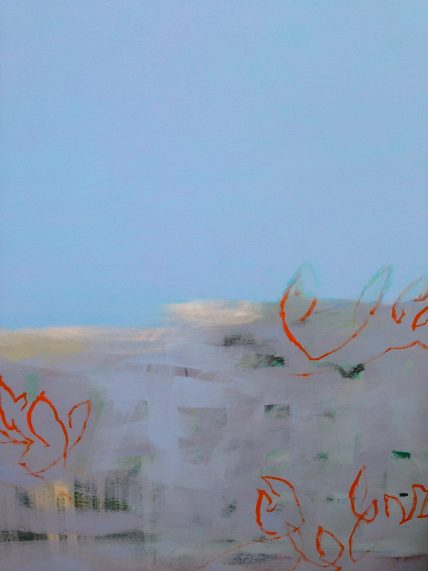 Acryl auf Leinwand · 120 cm x 160 cm