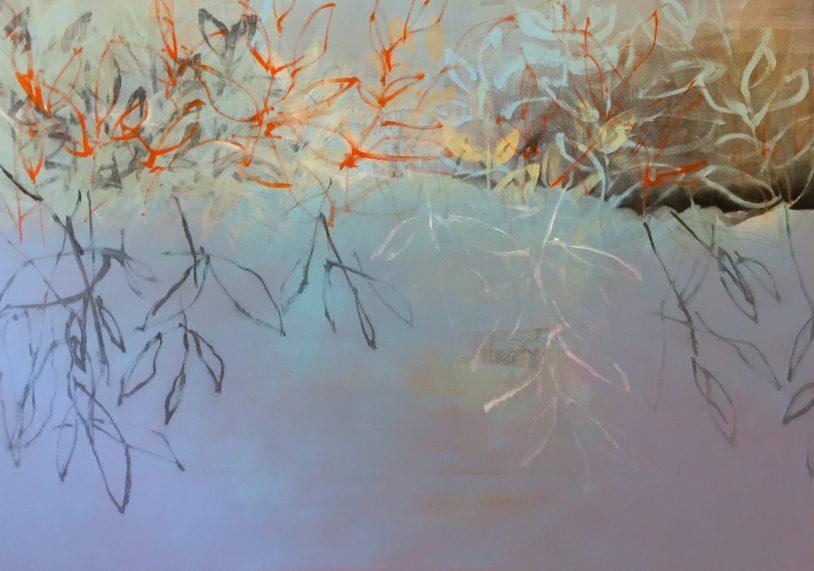 Acryl auf Leinwand · 160 cm x 120 cm