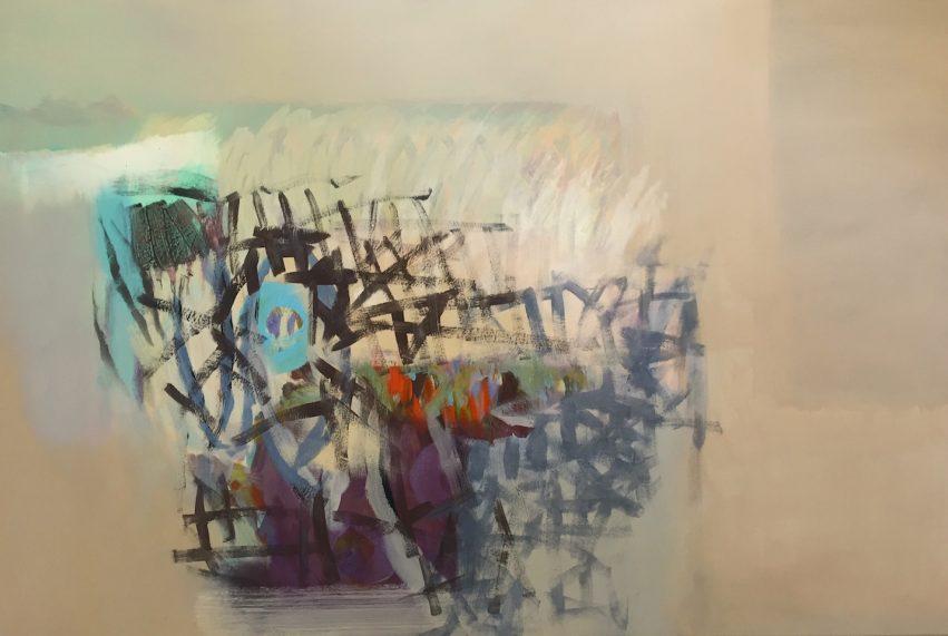 Acryl auf Leinwand · 140 cm x 100 cm