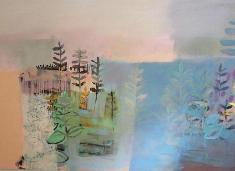 Acryl auf Leinwand · 260 cm x 190 cm