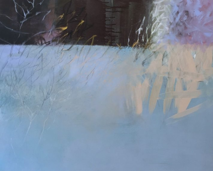 Acryl auf Leinwand · 100 cm x 80 cm