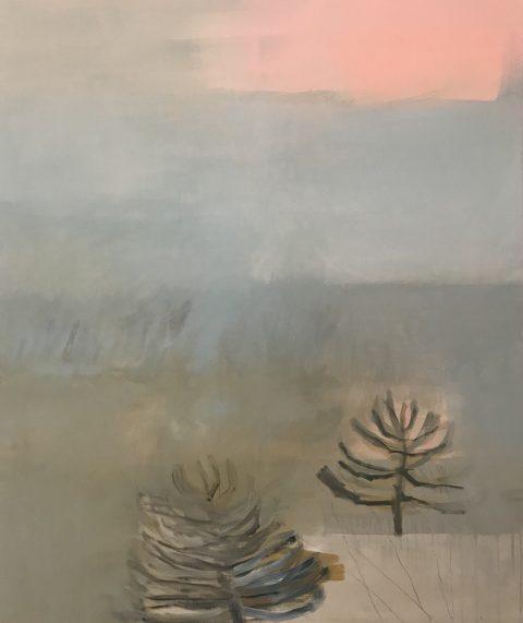 Acryl auf Leinwand · 100 cm x 120 cm