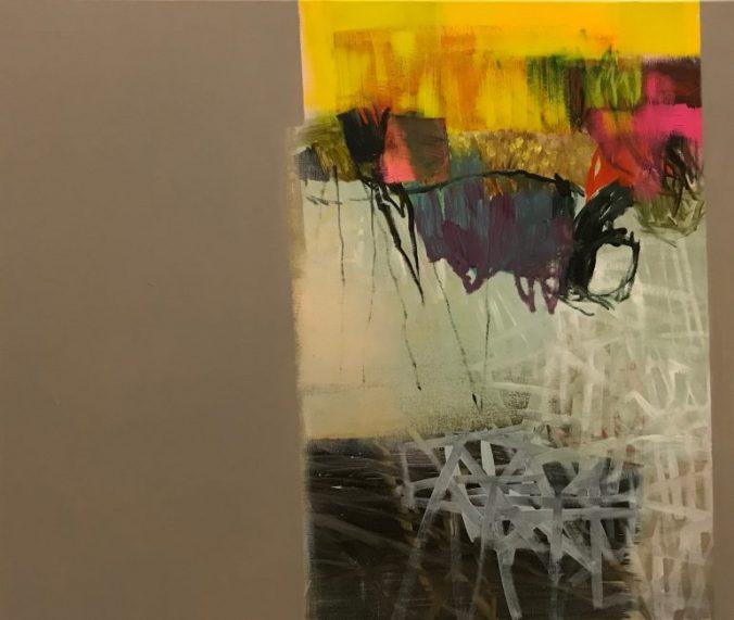 Acryl auf Leinwand · 120 cm x 100 cm